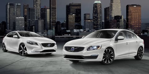 Volvo S60 and V40 Sprint Editions released