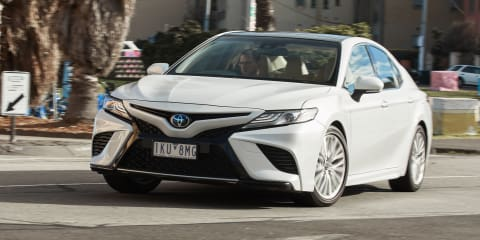 Toyota Australia plans huge hybrid expansion