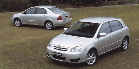 Toyota Australia recalls 181,000 vehicles