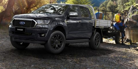2020 Ford Ranger 4x4 XLT double cab chassis joins line-up: Price and specs