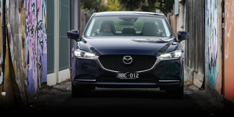 2019 Mazda 6 GT turbo review