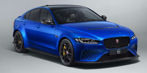 Jaguar XE Project 8 gains 'Touring' spec, available in Australia
