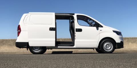 2020 Hyundai iLoad review: diesel automatic