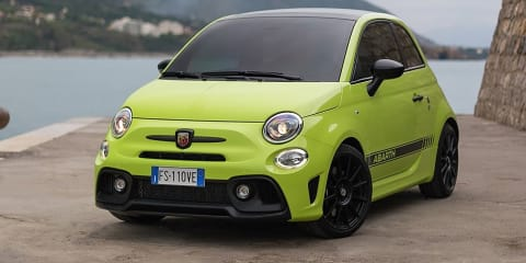 2019 Abarth 595 revealed - UPDATE