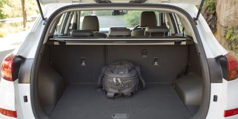 2020 Hyundai Tucson Active X review
