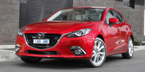 2014 Mazda 3 : The Quick Guide