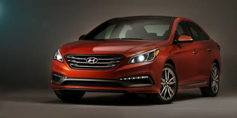 2015 Hyundai Sonata Review : First Impressions