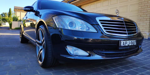 2007 Mercedes-Benz S350 review