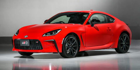 2022 Toyota GR 86 officially revealed, Australian launch confirmed