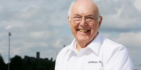 Murray Walker obituary: 'He was one of us'