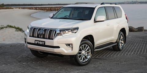 2021 Toyota LandCruiser Prado price and specs