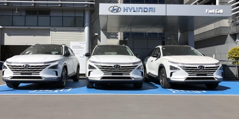 True price of Hyundai Nexo hydrogen cars: Australian fleet trial vehicles cost taxpayers close to $100,000 each