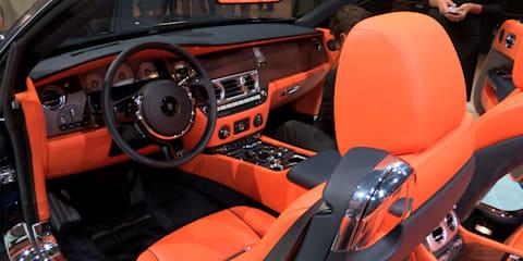 2016 Rolls Royce Dawn Walkaround : 2015 Frankfurt Motor Show