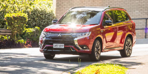 2021 Mitsubishi Outlander GSR PHEV review