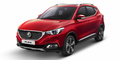 2019 MG ZS pricing and specs