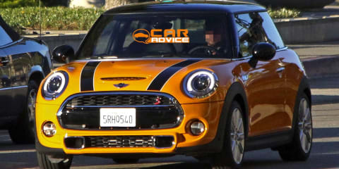 2014 Mini Cooper S fully revealed