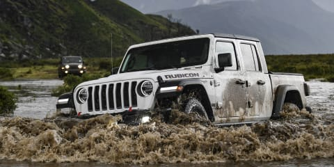 Jeep commits to right-hand-drive and rebuilding trust in Australia