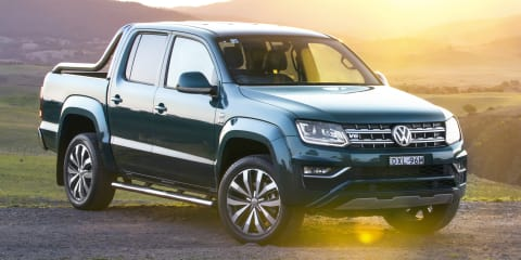 2019 Volkswagen Amarok V6 Ultimate 580 review