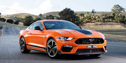 Ford Mustang Mach 1 buyers offered $5400 cash back or full refund after brochure error