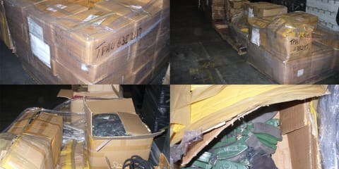 Counterfeit car parts: renewed warnings after an increase in busts