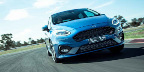 2020 Ford Fiesta ST review