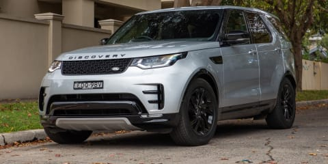 2020 Land Rover Discovery recalled with seatbelt fault