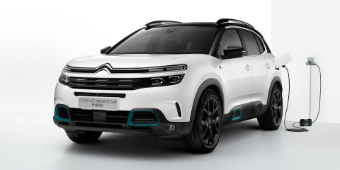 2020 Citroen C5 Aircross Hybrid revealed, 'under study' for Oz