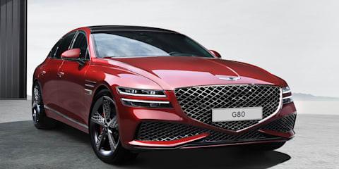 2022 Genesis G80 Sport revealed, Australian launch due September 2021