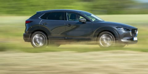 2020 Mazda CX-30 review: International launch