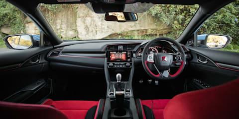 2007 Honda Civic Type R (FD2) v 2021 Honda Civic Type R (FK8) comparison