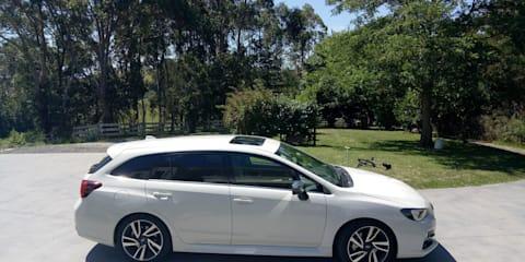 2016 Subaru Levorg 2.0GT-S review
