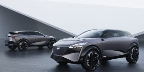 Nissan IMQ concept revealed