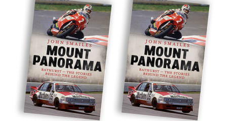 Book Review: Mount Panorama by John Smailes