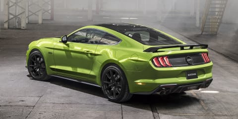 2020 Ford Mustang revealed, Australian launch due in November