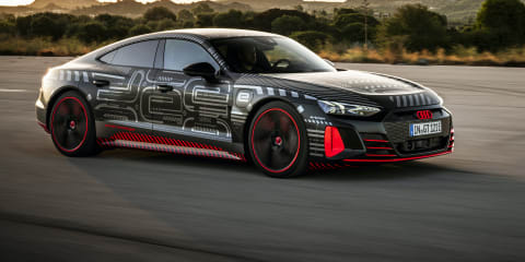 2021 Audi RS E-Tron GT to arrive in Australia mid-next year