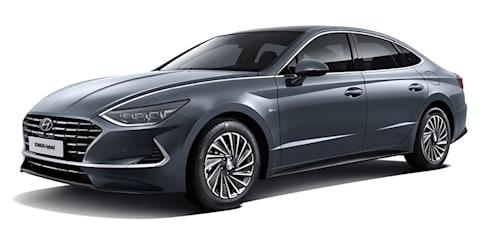 2020 Hyundai Sonata Hybrid revealed, 'under review' for Oz
