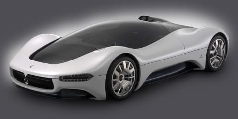 Design Review: Maserati Birdcage 75th Concept (2005)