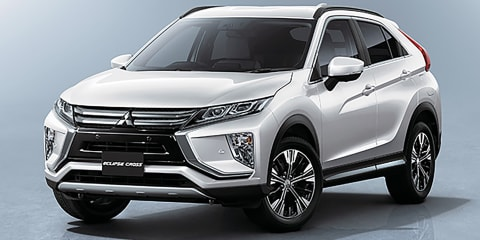 Mitsubishi Eclipse Cross gets diesel option in Japan