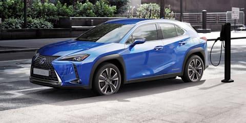Lexus UX 300e electric SUV gets 1 million km battery warranty