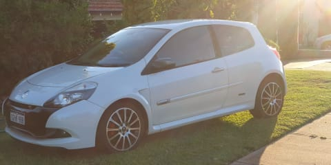 2010 Renault Clio RS 200 Gordini Edition review