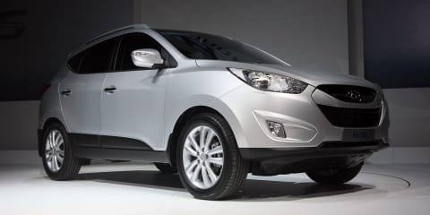 Hyundai ix35 Review