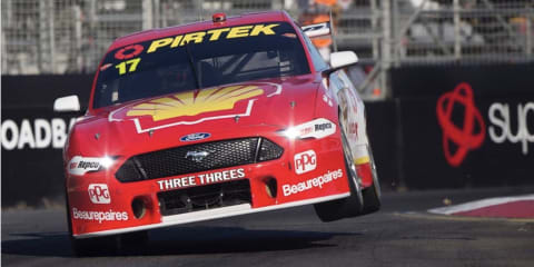 V8 Supercars restart in Sydney June 27-28 for TV-only event