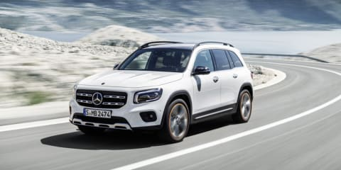 2020 Mercedes-Benz GLB revealed