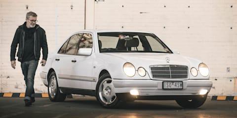 Project Cars: 1996 Mercedes-Benz E320