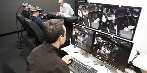 Ford Australia strengthens design future with Virtual Reality Centre upgrades