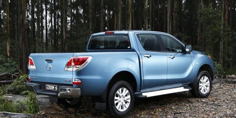 Mazda BT-50 Video Review
