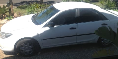 2003 Toyota Camry Altise