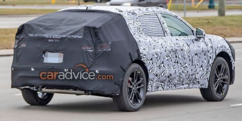 2022 Ford Mondeo Active spy photos