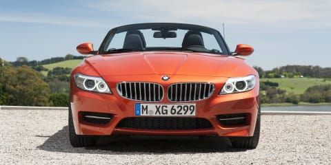 2013 BMW Z4 update revealed ahead of Detroit debut