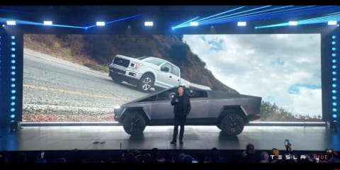 Ford backs down on Tesla Cybertruck tug-of-war